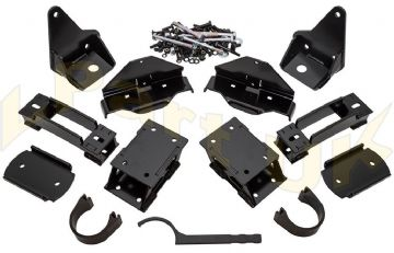 BP-51 Shock Absorber Fitting Kits